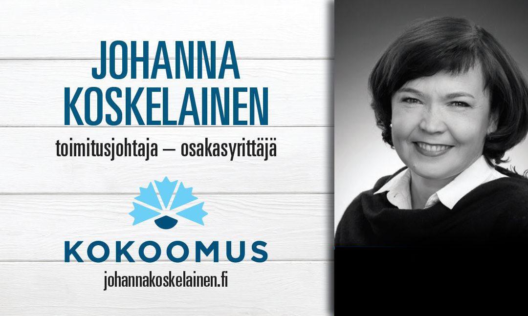 Henkilönä Johanna Koskelainen